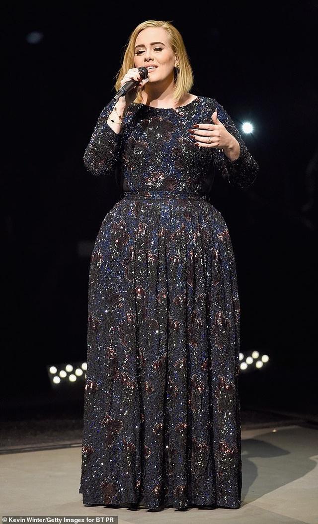 Adele giảm cân đáng ngạc nhiên - 5