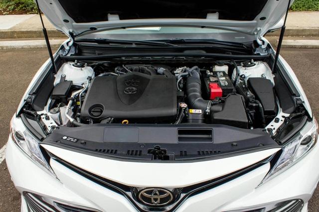 Triệu hồi hàng chục ngàn xe Toyota và Lexus để thay động cơ - 2