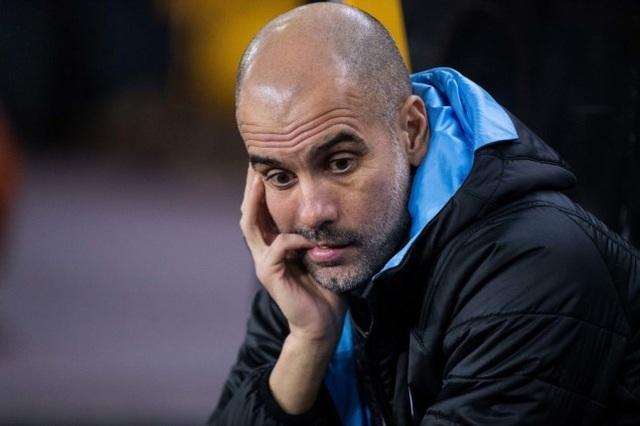 HLV Pep Guardiola thừa nhận nguy cơ bị sa thải - 1