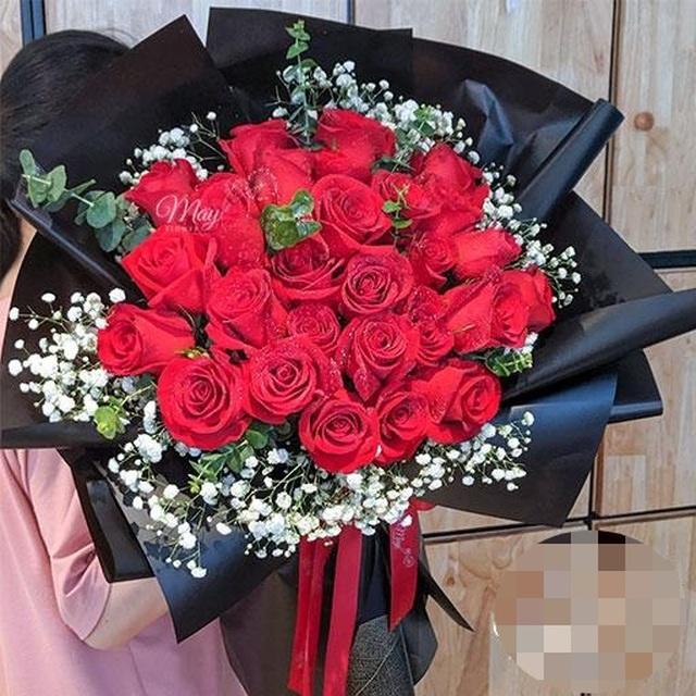 Hoa tươi Valentine bán chậm, mua hàng online được giảm nửa triệu đồng - 4