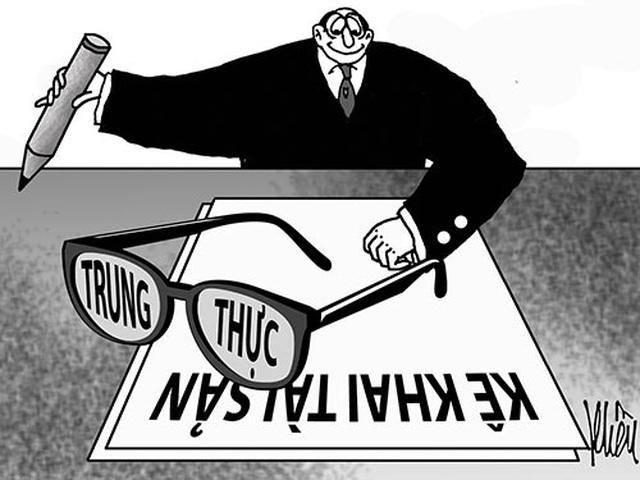 Chậm nộp bản kê khai tài sản có thể bị kỷ luật buộc thôi việc - 2