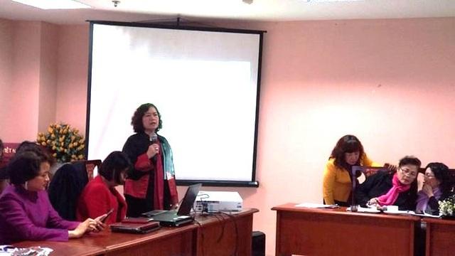 Bất ngờ với các kết quả nghiên cứu của nữ trí thức Việt - 1