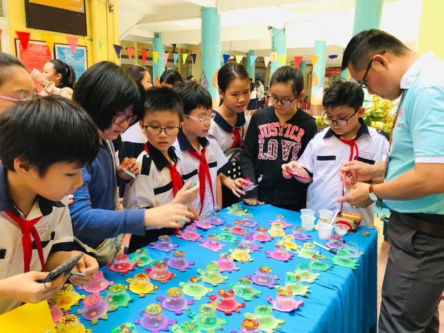 Sở GDĐT TPHCM chuẩn bị kỹ công tác đón học sinh quay lại trường - 1