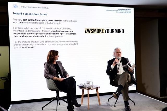 Nhu cầu tiếp cận thông tin toàn diện và đầy đủ về các sản phẩm không khói - 1