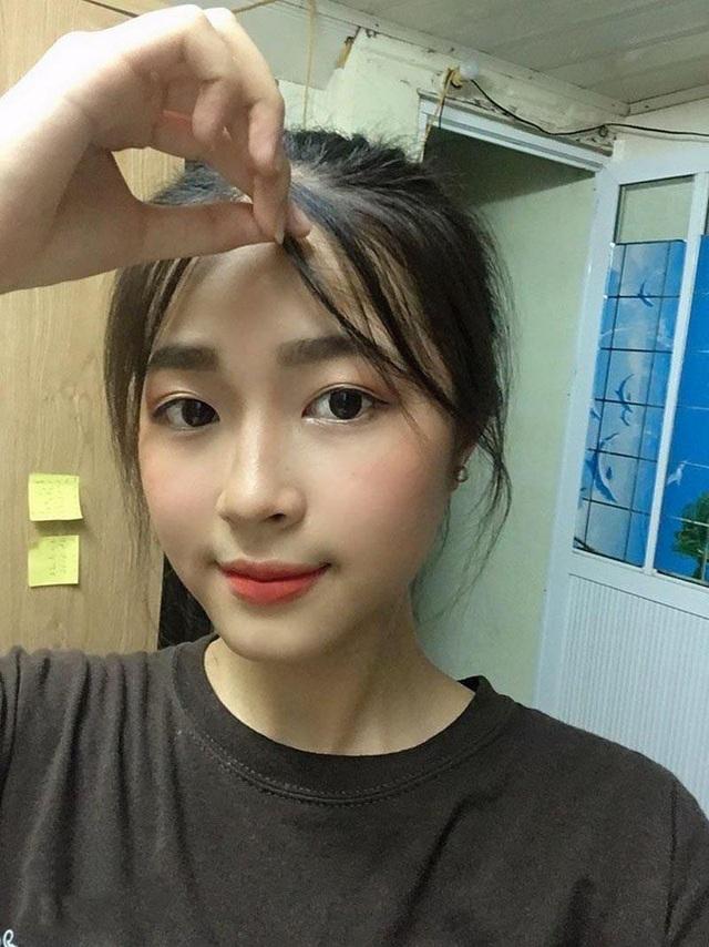 """Nữ sinh Hà thành """"gieo thương nhớ"""" với góc nghiêng xinh đẹp - 6"""