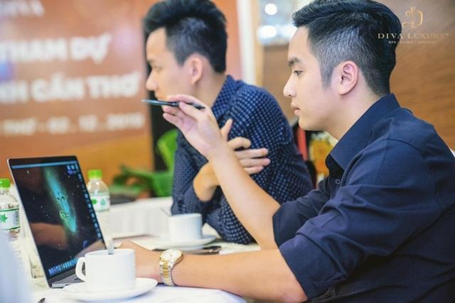 Phó Chủ tịch Diva Group Lê Mạnh Hà: Hoạt động kinh doanh gắn liền với thiện nguyện - 1