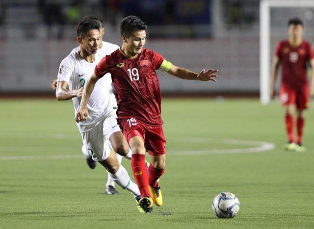 """Quang Hải: """"Đội tuyển Việt Nam khao khát được thể hiện trước Malaysia"""" - 1"""