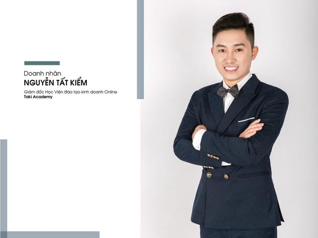 """CEO Nguyễn Tất Kiểm: """"Sức trẻ là tốt nhất để làm mọi điều bạn muốn"""". - 1"""