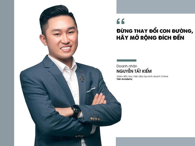 """CEO Nguyễn Tất Kiểm: """"Sức trẻ là tốt nhất để làm mọi điều bạn muốn"""". - 2"""