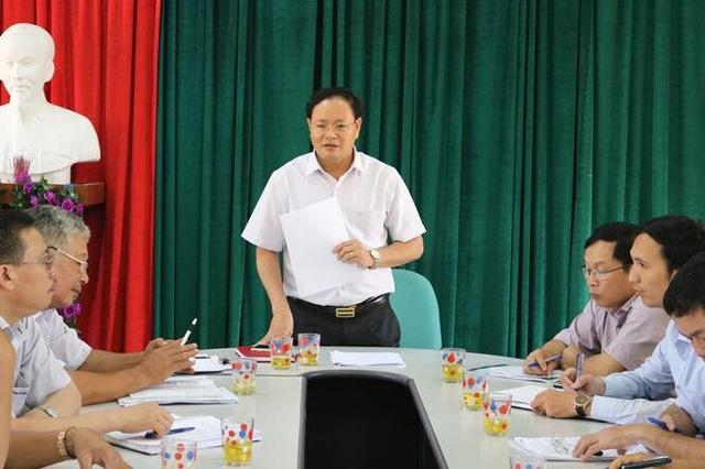 Phó Chủ tịch tỉnh Quảng Bình làm Thứ trưởng Bộ TN - MT - 1
