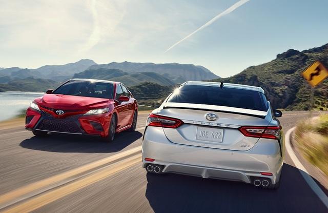 Triệu hồi hàng chục ngàn xe Toyota và Lexus để thay động cơ - 1