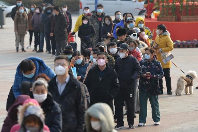 Tranh cãi việc Trung Quốc thay đổi cách xác định người nhiễm virus corona - 1