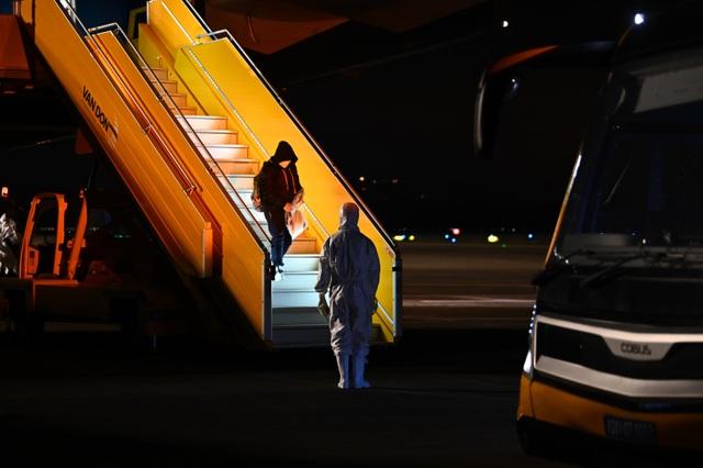 Chuyến bay giải cứu người Việt từ Vũ Hán - lời kể của đội hậu cần - 5