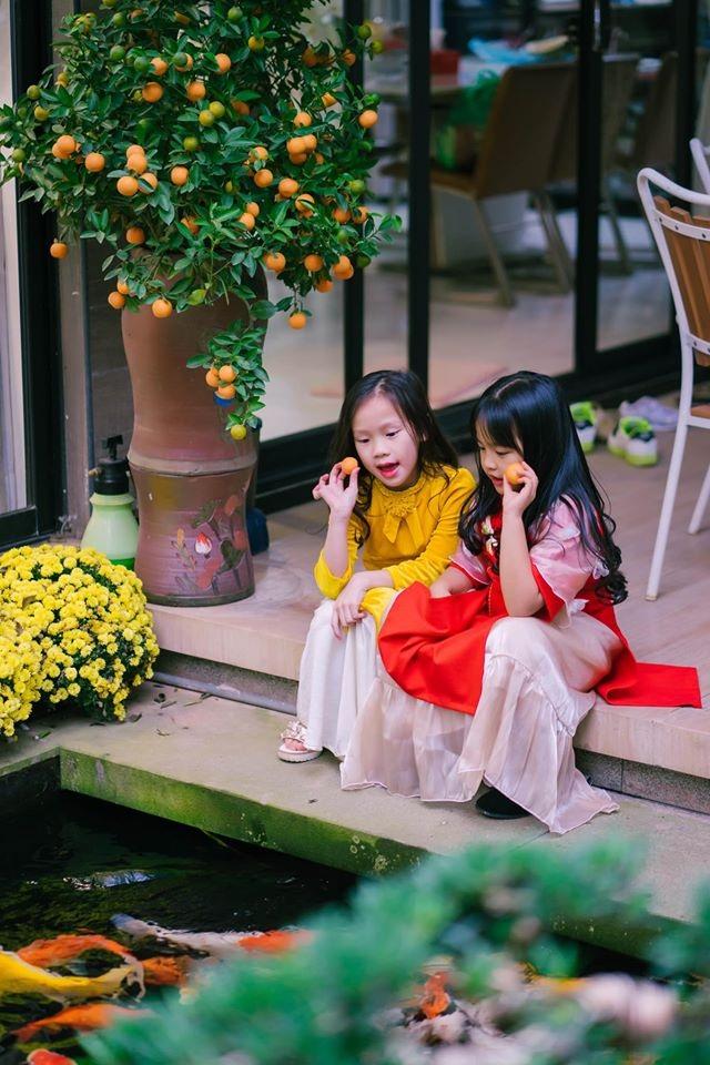 Cặp vợ chồng trẻ ở Hưng Yên bỏ phố, về quê làm biệt thự vườn đẹp hiếm có - 13