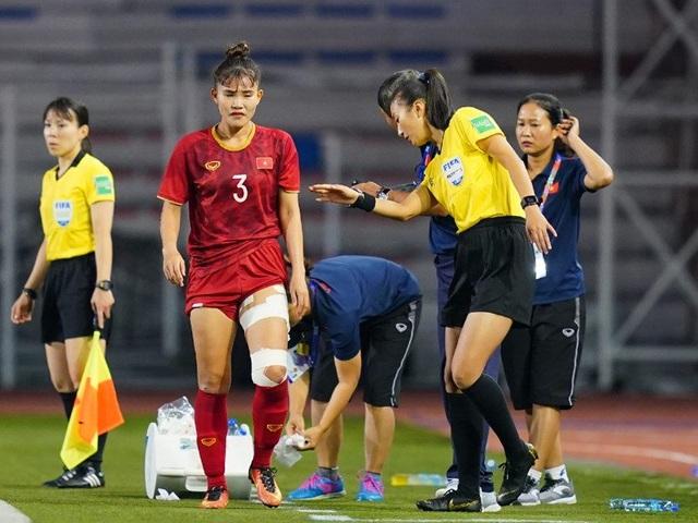 Đội tuyển nữ Việt Nam đón tin vui trước vòng play-off Olympic - 1