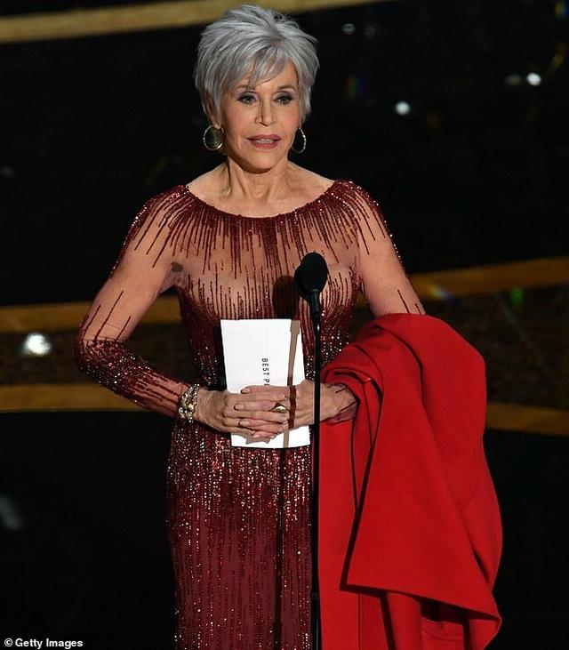 Người đẹp U90 Jane Fonda tuyên bố dừng phẫu thuật thẩm mỹ - 1