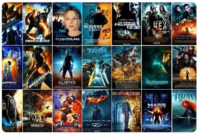 """13 dạng poster """"siêu kinh điển"""" của điện ảnh - 1"""