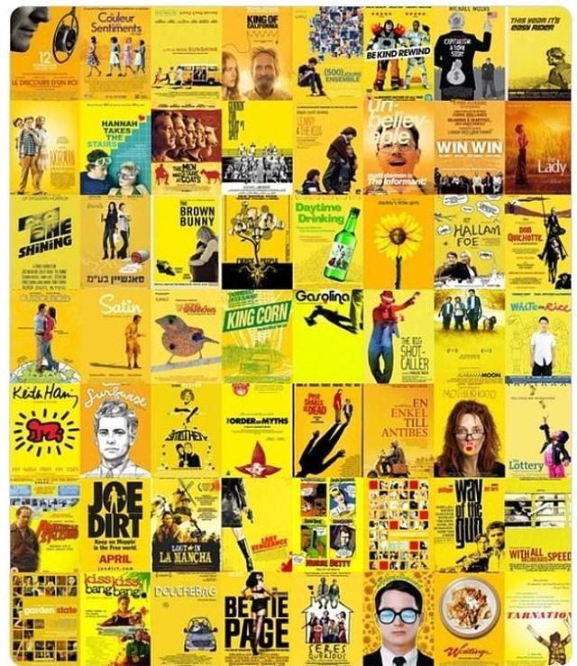 """13 dạng poster """"siêu kinh điển"""" của điện ảnh - 10"""