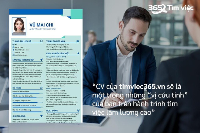 CV timviec365.vn - việc làm lương cao không còn là vấn đề quan trọng nữa - 2
