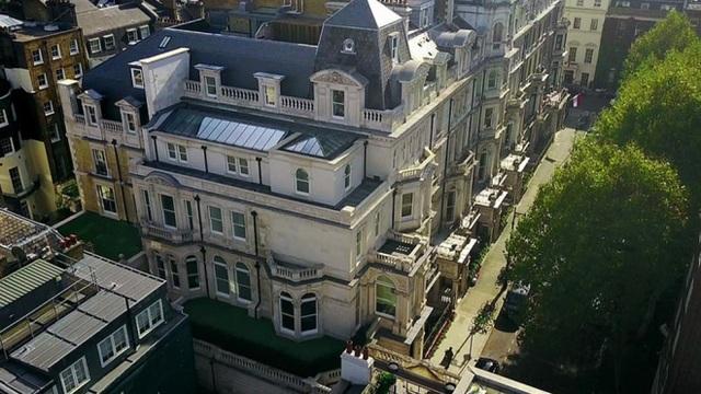 Ngắm nhìn một trong những ngôi nhà đắt nhất nước Anh trị giá 85 triệu USD - 1