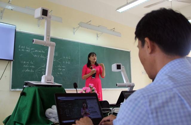 Học sinh vùng quê thích thú với lớp học trực tuyến giữa mùa dịch - 3