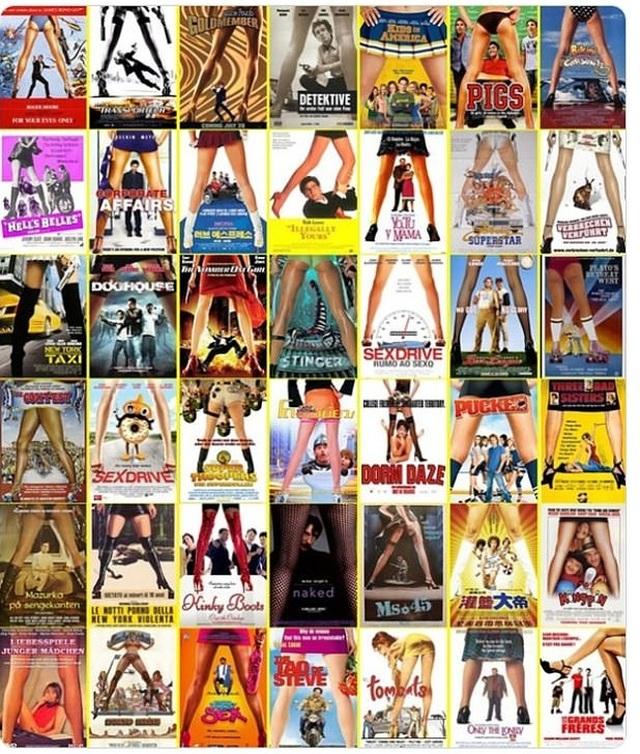 """13 dạng poster """"siêu kinh điển"""" của điện ảnh - 2"""