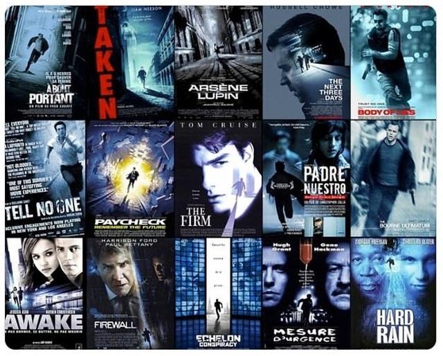 """13 dạng poster """"siêu kinh điển"""" của điện ảnh - 3"""