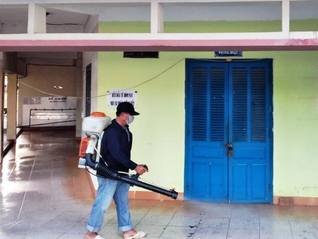 Học sinh Bình Định trở lại trường học từ ngày 17/2 - 1