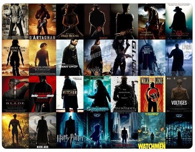 """13 dạng poster """"siêu kinh điển"""" của điện ảnh - 5"""