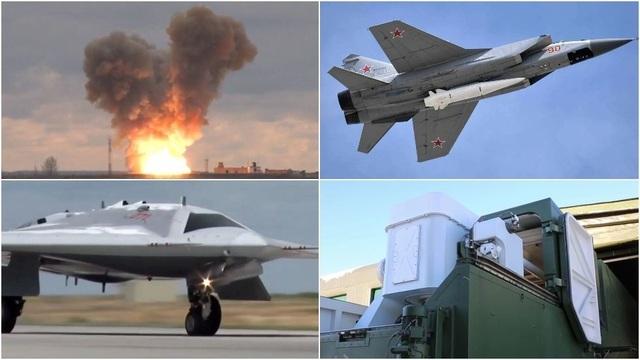 Ông Putin tiết lộ điều Nga sẽ làm khi vũ khí hạt nhân trở nên lỗi thời - 1