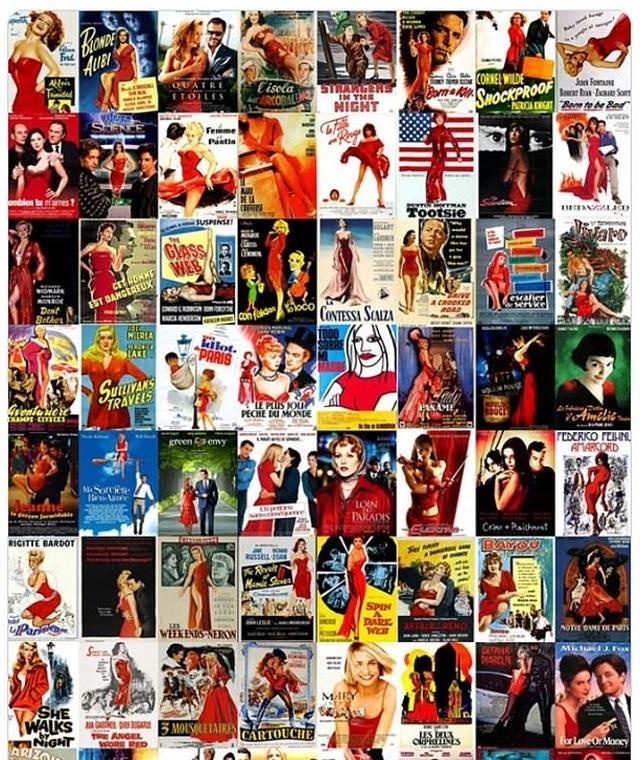 """13 dạng poster """"siêu kinh điển"""" của điện ảnh - 6"""