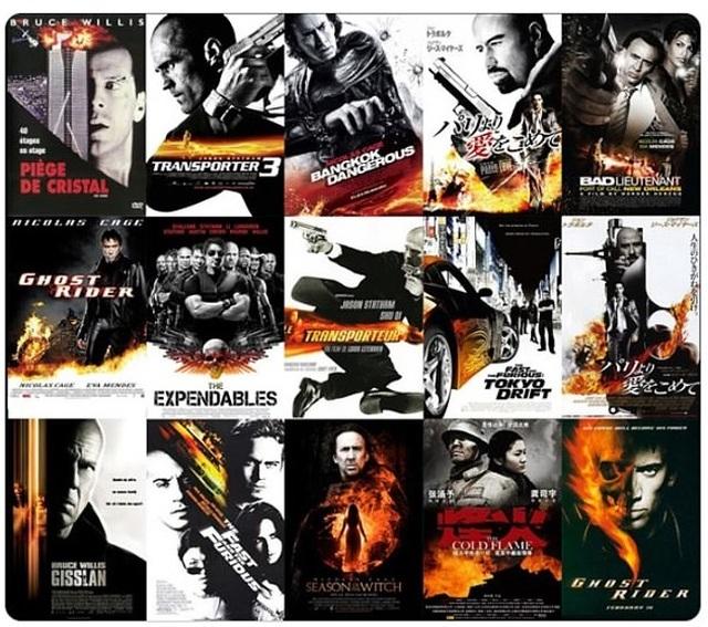 """13 dạng poster """"siêu kinh điển"""" của điện ảnh - 7"""