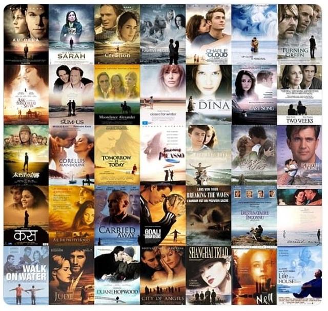 """13 dạng poster """"siêu kinh điển"""" của điện ảnh - 8"""