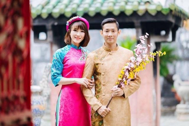 Chuyện tình đẹp như mơ của các ngôi sao thể thao Việt Nam - 4