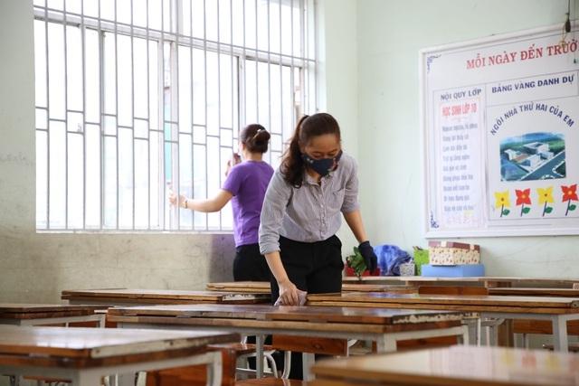 Quảng Trị: Gần 160 ngàn học sinh sẽ trở lại trường học vào đầu tuần tới - 2