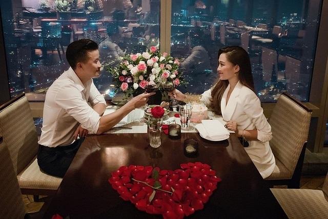 Chuyện tình đẹp như mơ của các ngôi sao thể thao Việt Nam - 2