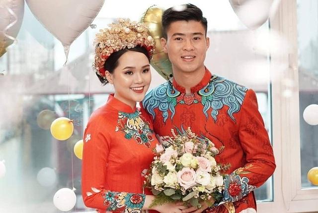 Chuyện tình đẹp như mơ của các ngôi sao thể thao Việt Nam - 1