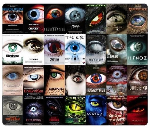 """13 dạng poster """"siêu kinh điển"""" của điện ảnh - 9"""