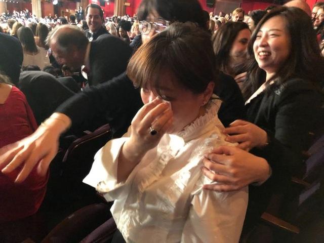Người vợ tào khang sau thành công của đạo diễn phim Ký sinh trùng - 3