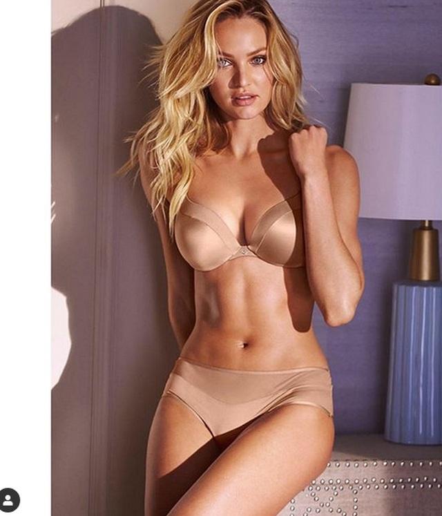 Siêu mẫu Candice Swanepoel đẹp hoàn hảo với áo tắm - 9