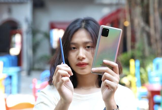 Giảm ngay 500.000 đồng khi mua Samsung Galaxy Note 10 Lite tại Viettel Store - 2