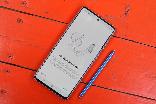 Giảm ngay 500.000 đồng khi mua Samsung Galaxy Note 10 Lite tại Viettel Store - 3