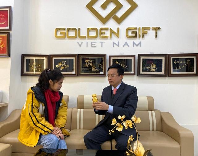 Golden Gift Việt Nam – Thương hiệu chế tác quà vàng cao cấp của người Việt - 1