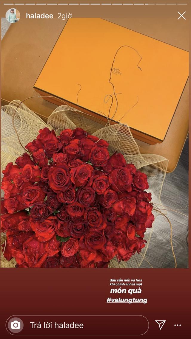 Hot girl đua nhau khoe quà Valentine đắt đỏ và hoành tráng - 5