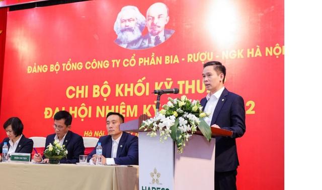 Habeco tổ chức đại hội đảng các cấp nhiệm kỳ 2020-202 - 1