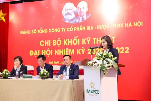Habeco tổ chức đại hội đảng các cấp nhiệm kỳ 2020-202 - 3