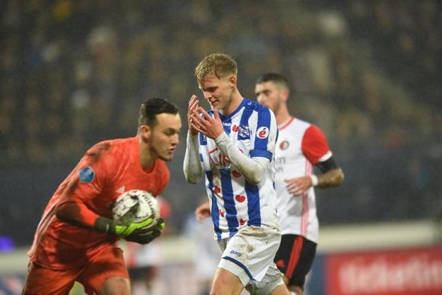 Thua Feyenoord, Heerenveen ngậm ngùi bị loại ở Cúp Quốc gia Hà Lan - 1