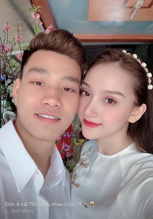Cầu thủ Vũ Văn Thanh tỏ tình mùi mẫn với bạn gái, fan hô hào mau cưới đi - 4