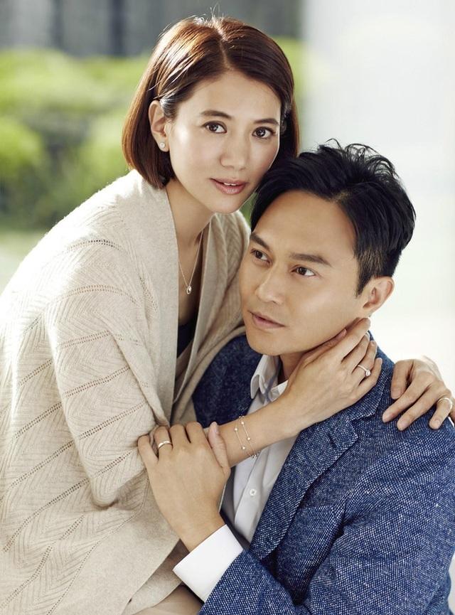 Viên Vịnh Nghi - Trương Trí Lâm ngọt ngào kỷ niệm 19 năm ngày cưới - 6