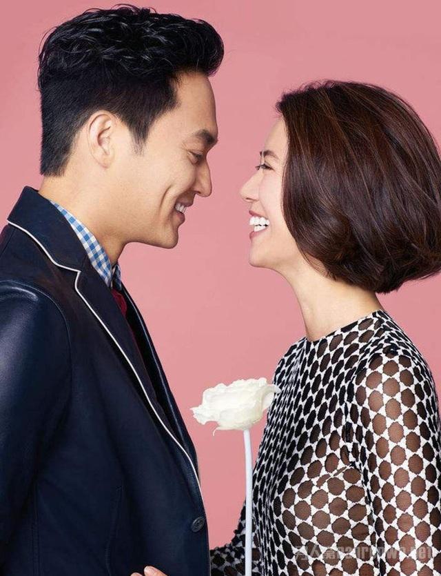 Viên Vịnh Nghi - Trương Trí Lâm ngọt ngào kỷ niệm 19 năm ngày cưới - 9